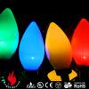 20L C9 paint bulb multi color LED string decorative lights