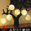 christmas ball ornaments led string lights