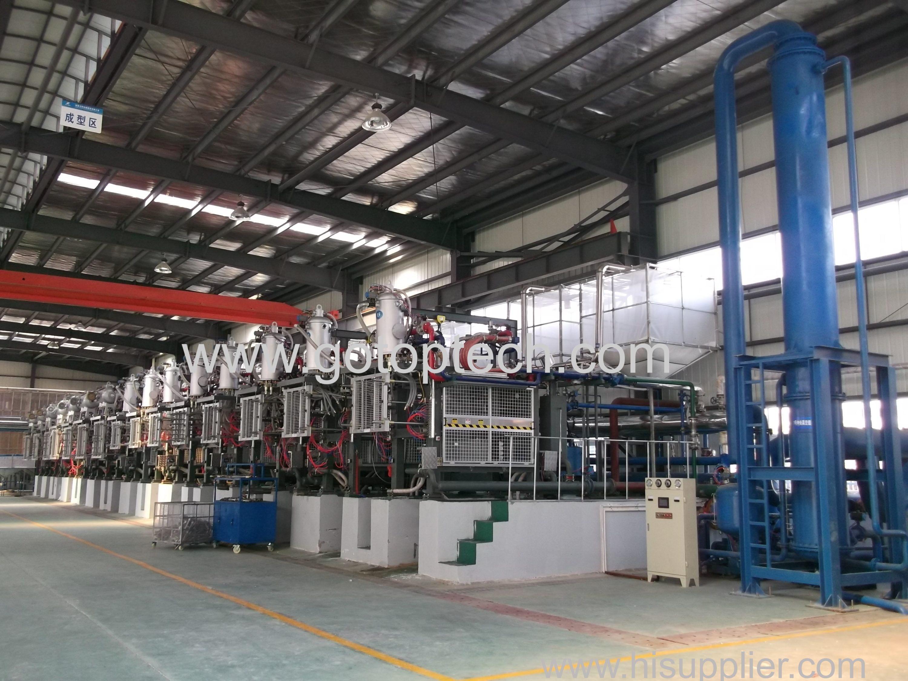 HOW TO SAVE COST FOR THE EPS PLANT
