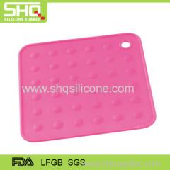 FDA silicone square mat