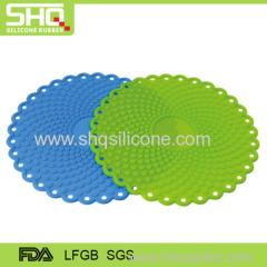 Silicone round mat