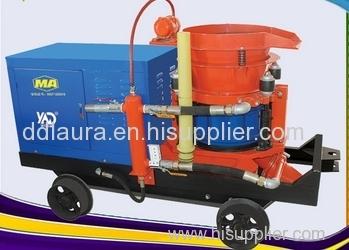 Wet Concrete Spraying Machine