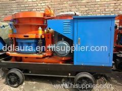 Mining Channel Cement Spraying Machine