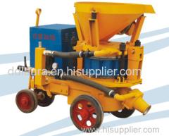 Pz-Series Dry Mix Concrete Shotcrete Machine for Construction