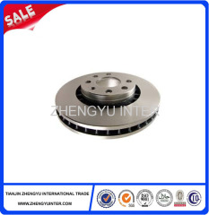 Grey iron casting brake disk for automobile bulk casting parts quantity