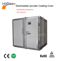 Electric Powder painting Oven