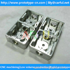 cnc machined parts Household Appliances Prototype in China