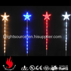 Best shooting star holiday lights
