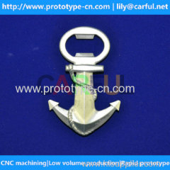 CNC machining with 6061-T6 aluminum in China