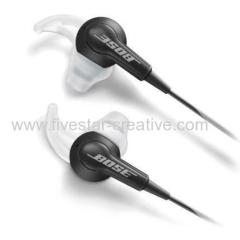 New Bose SoundTrue Audio In-Ear Headphones Black without MIC