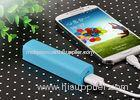 Colorful Portable 18650 Li-ion Power Bank For Mobile Phone / PC / Ipad
