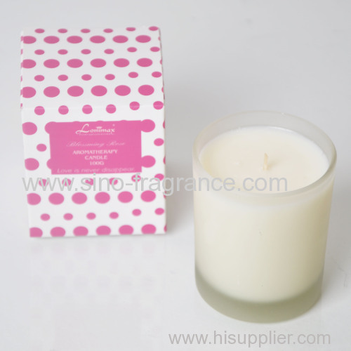 100g Scented Candle with colorful box