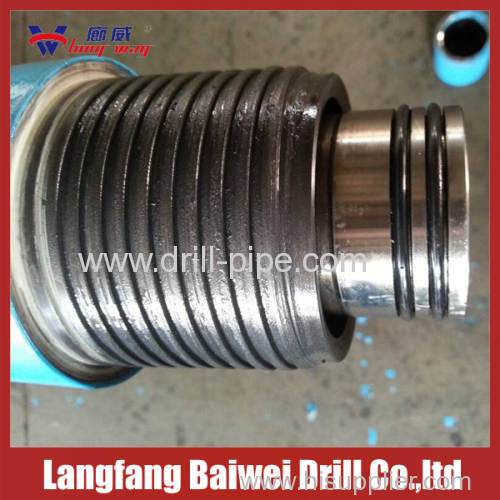 Double Wall Drill Rods