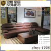 Sofa set living room furniture leather sofa