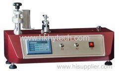 Zipper Sliding Force Tester/Zipper and Leather Tester/Zipper Testing Machine