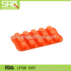 Food grade silicone ice tray