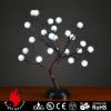 Holiday decoration bonsai lighting