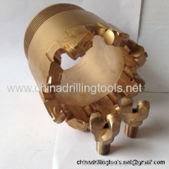 42mm diameter PDC anchor drill bit with 2 wings