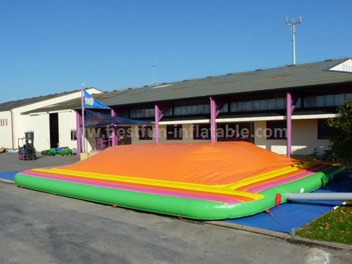 Cheap Inflatable Soft mountain jumping for kids and adults