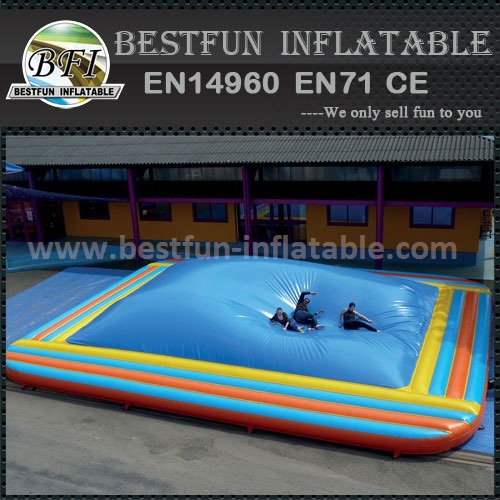 Open Inflatable Air Mountain