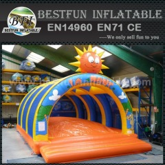 Sport Equipment PVC Inflatable Mountain