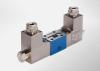 Explosion isolation electro-hydraulic directional valve