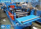 20 KW Carbon Steel Slotted Channel Roll Forming Machine for Steel Construction