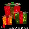 multi color pvc light box