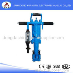 Y19A Pneumatic Rock Drill hand-held type pneumatic rock drill
