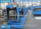 17 Forming Stations Z Purlin Forming Machine Hydraulic Pre - punching System