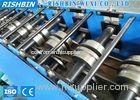 High Speed Roller Shutter Slat Door Frame Roll Forming Machine with Delta PLC