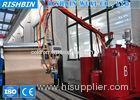 Fire Resistant Two Layer PU Sandwich Panel Production Line with Fly Saw Cutting