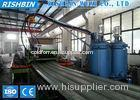 Metal Sheets Mineral Wool Sandwich Panel Production Line with Auto Stacker