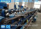 26 kw 1.5 mm - 3.0 mm C Z Purlin Roll Forming for C Z Profile Metal Sheet