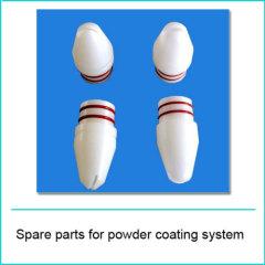 141045 Powder Coating Gun Flat Nozzle