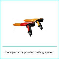 New Powder Coating Spray Gun