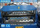 Carbon Steel Arch Culvert Roof Panel Metal Roll Forming Machine with Servo Motor