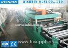 Hydraulic Cutting Automatic C Shaped Purlin Roll Forming Machine 30 m / min Speed