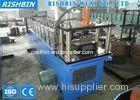Galvanized Steel Partition Track Roll Forming Machine with Hydraulic Cutting