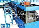 Color Steel Drywall C Type Channel Roll Forming Machinery with 8 - 10 m / min Speed