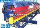 RB 120 Series Cold Roll Steel Coil Slitting Machine High Precision
