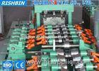 Carbon Steel Size Adjustable C & Z Roof Purline Roll Forming Machinery for PEB