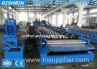 80 mm Shaft Steel Roof Sheets Cold Roll Forming Machine with PLC Controller