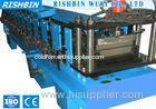 Galvanised Standing Seam Roof Panel Roll Forming Machinery with 70 mm Roller