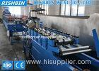 380 V Chain Driven Steel Frame Roll Forming Machine with 10 Rollers for Wall Frame