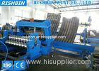 0.3 mm - 0.6 mm Color Steel Grain Silo Metal Forming Machine With PLC System