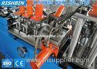 Adjustable Post Holes Punching Metal Roll Forming Machine for Structural Steel