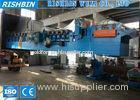 12 Stations Metal Roll Forming Machine with Fly Saw Cutting for Structural Steel