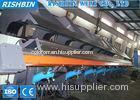 4 / 6 / 8 / 10 / 12 m CNC Sheet Metal Bending Machine with Slitting and Bending