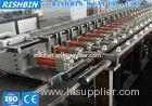 2 MM - 3.2 MM Guardrail Cold Roll Forming Machine with Gear Box Transmission